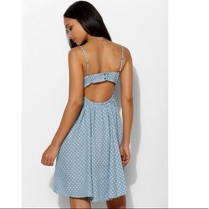 URBAN OUTFITTERS COINCIDENCE & CHANCE STAR DRESS